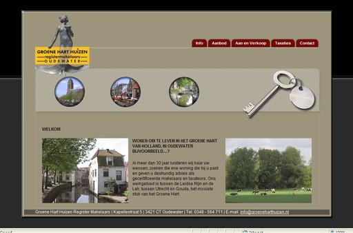 Groene Hart Huizen : Groene hart huizen oudewater informatie